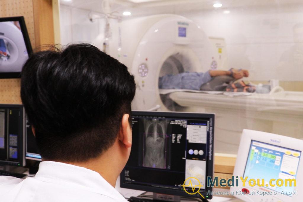 Диагностика онкологических заболеваний в Корее
