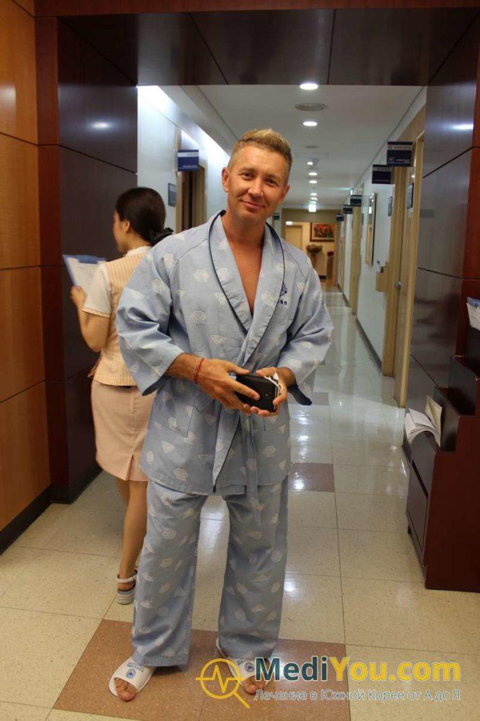 Лечение в Корее, диагностика