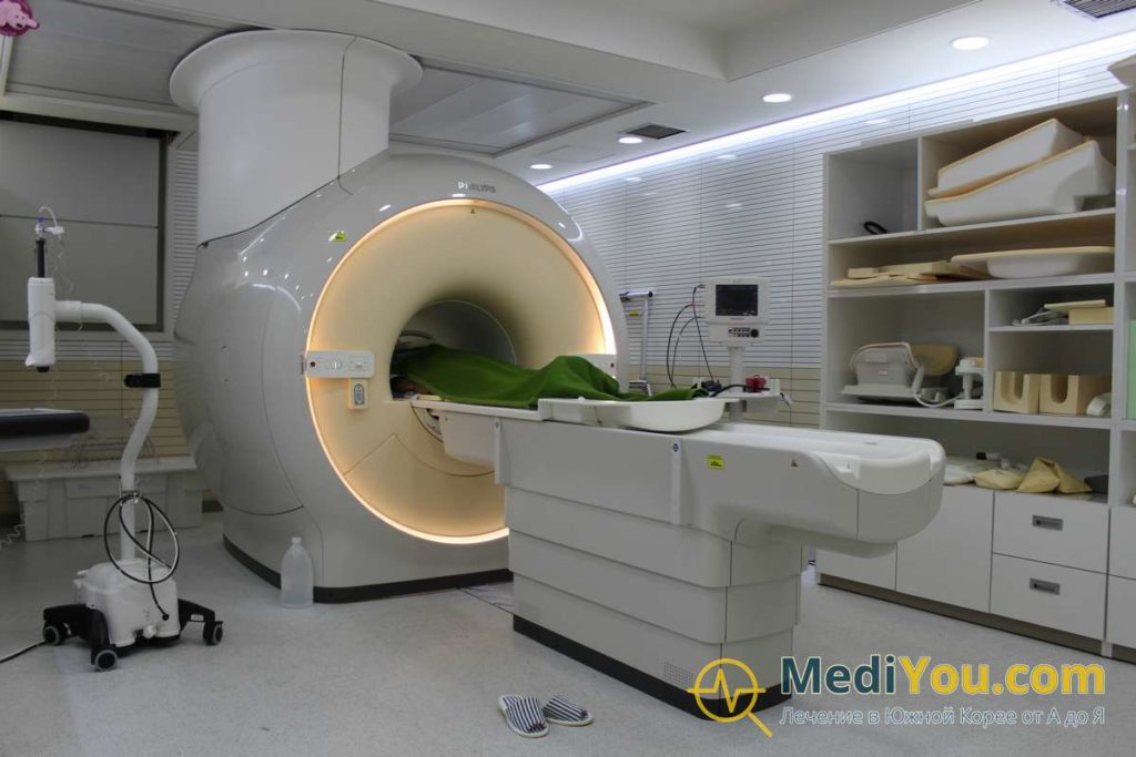 Диагностика в Корее - МРТ