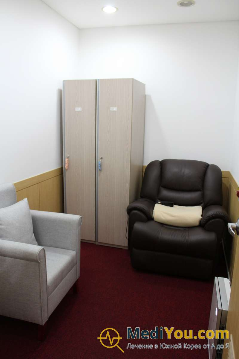 Отдельная комната для ЖКТ