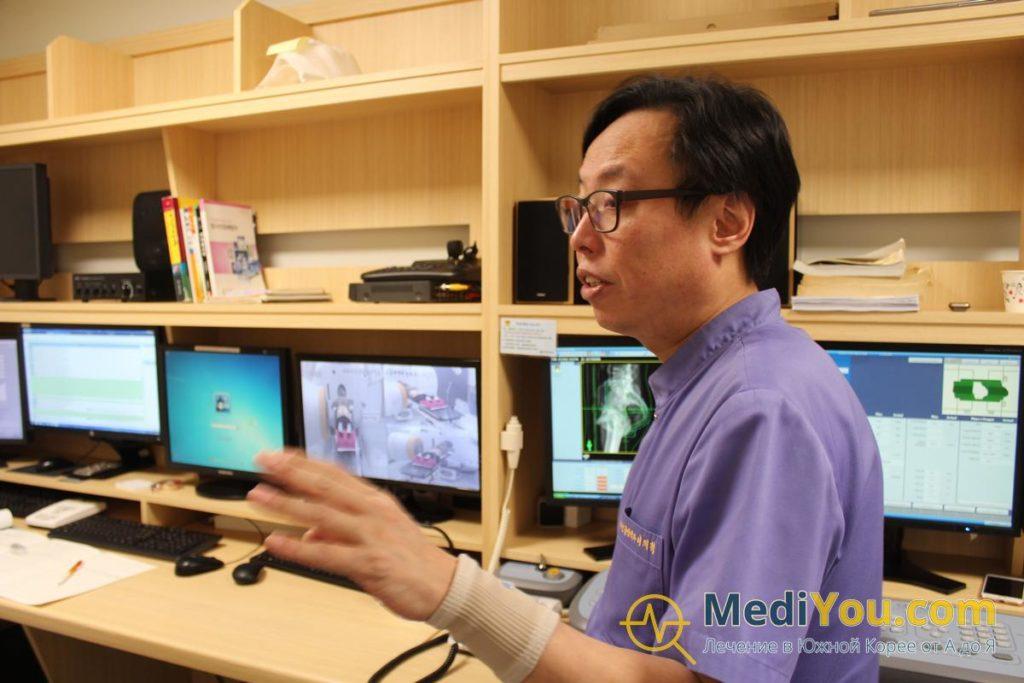 Медицинский центр Ханянг - лучевая терапия