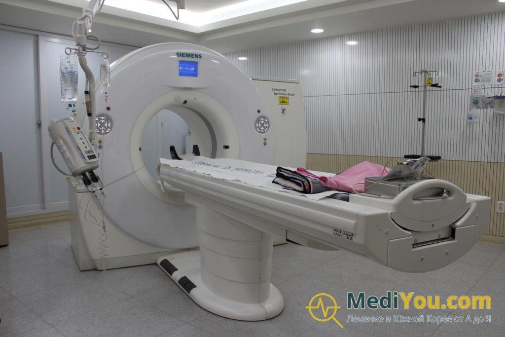 Медицинский центр Ханянг - МРТ Тесла 3.0