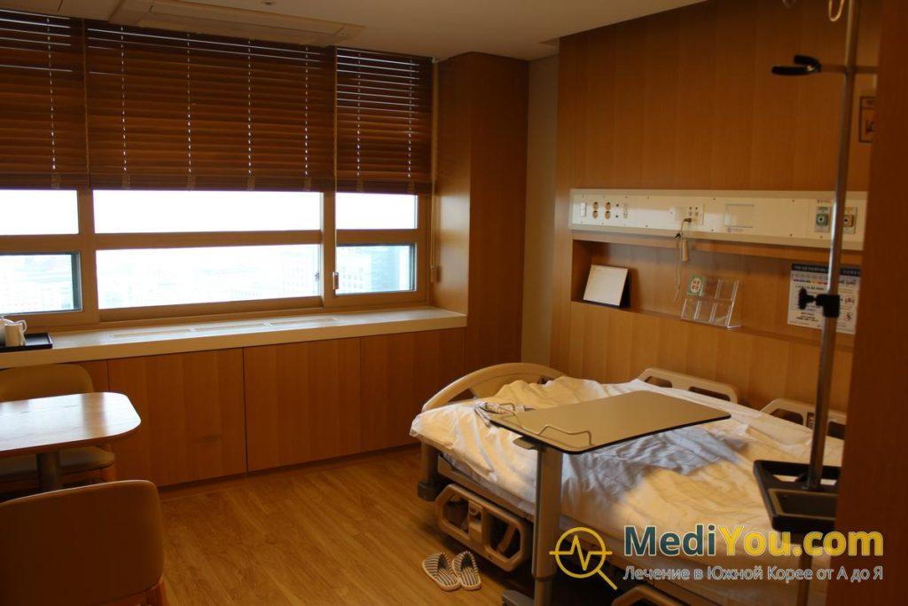 Медицинский центр Ханянг - стандартная ВИП палата