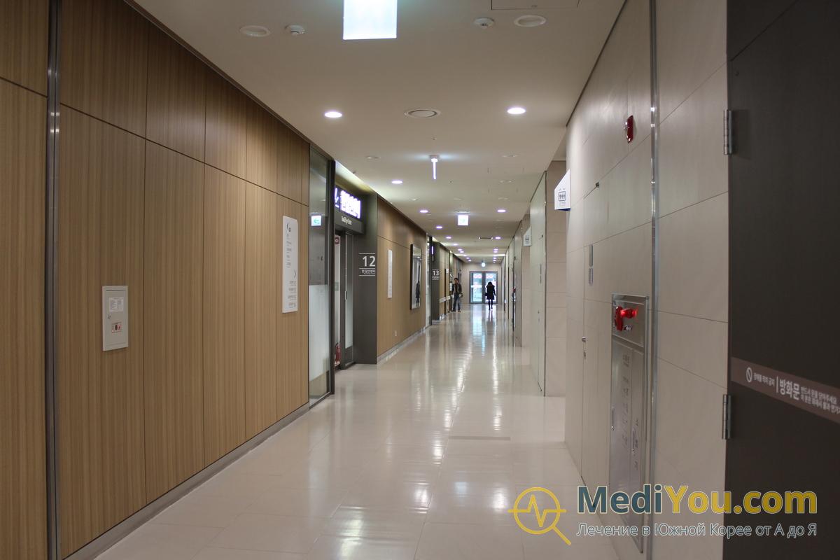 клиника Седжон - кабинеты
