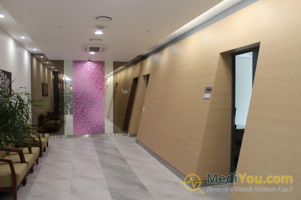 Медиплекс Седжон - женская клиника
