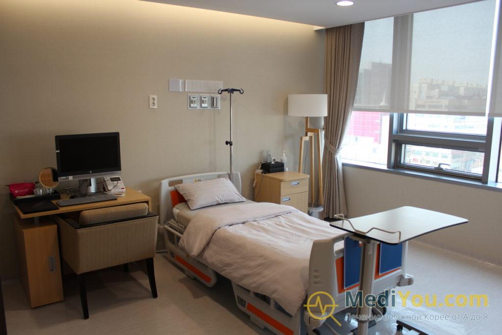 Клиника Седжон - VVIP палата