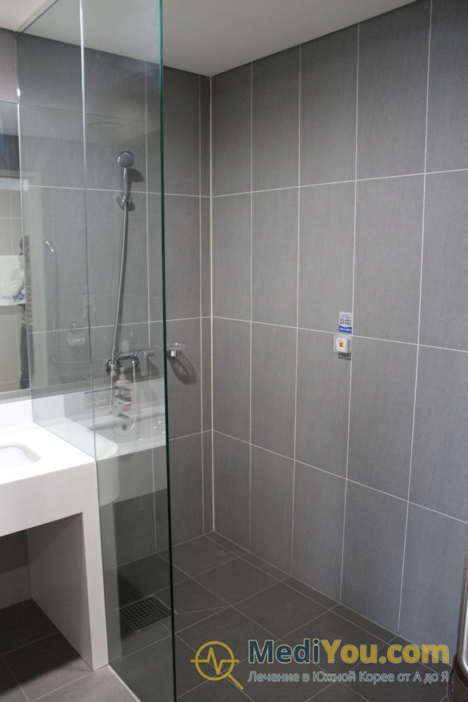 Клиника Седжон - VVIP палата ванная