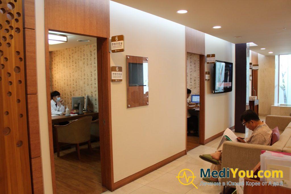 Клиника Кенгхи - отделение восточной медицины