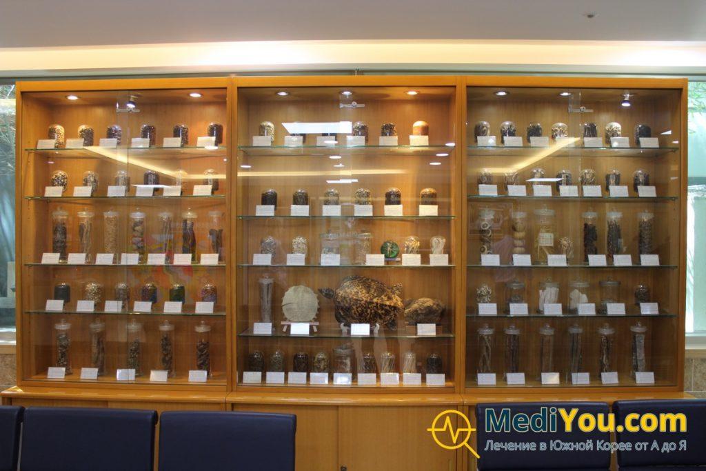 Природные материалы для лекарств