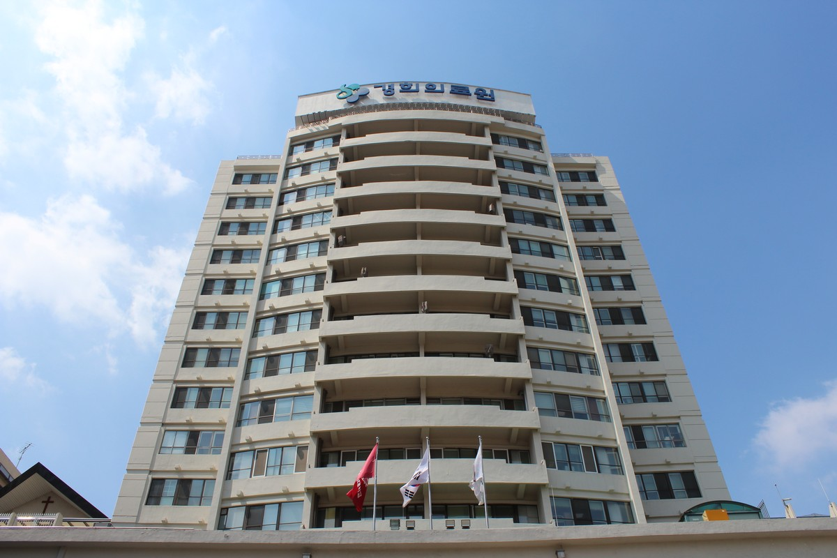 Клиника Кенгхи — Kyung Hee Medical Center