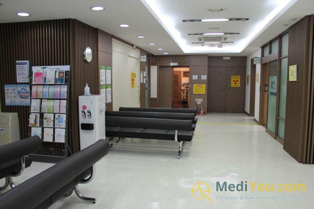 Медицинский центр Сунчонхян - кибернож