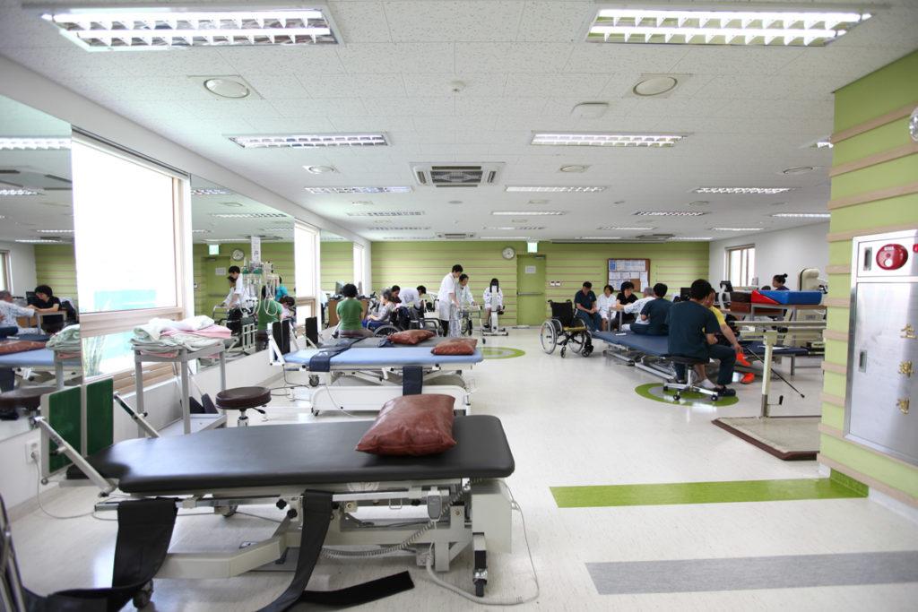 Клиника Сунчонхян - реабилитационный центр