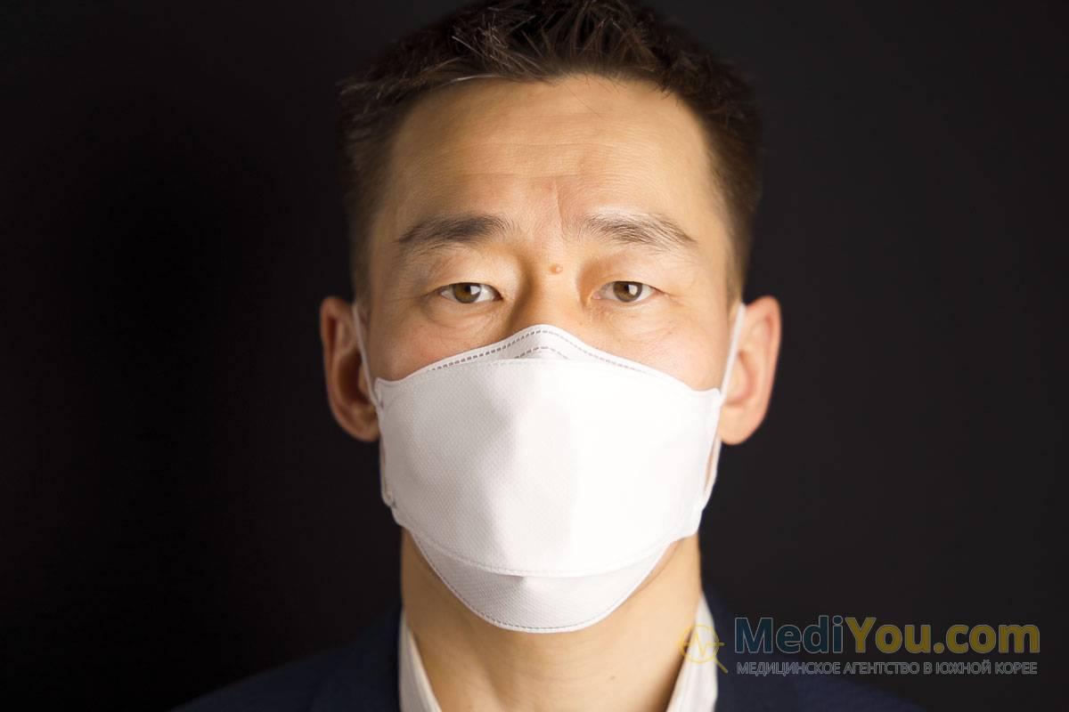Маска KF94 защитная маска из Южной Кореи