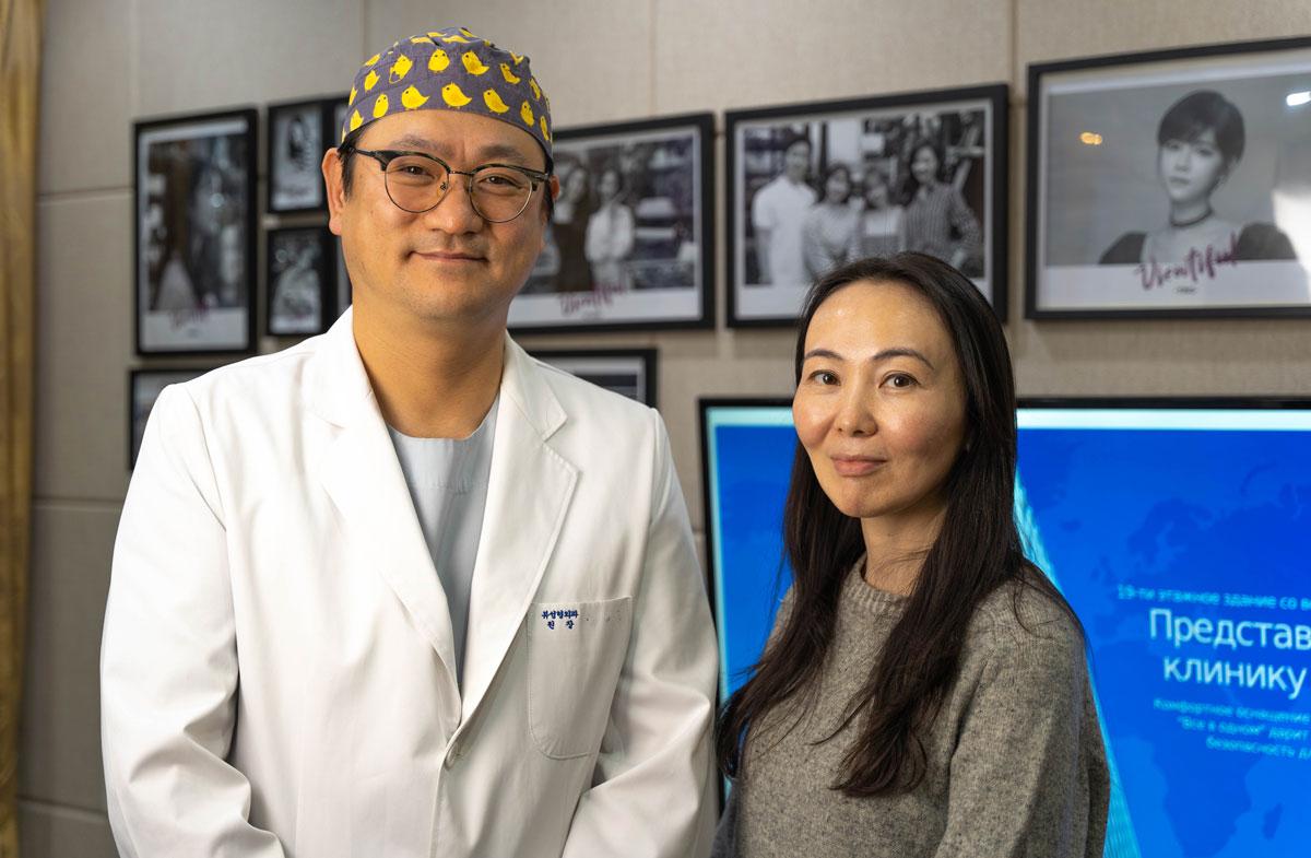 СМАС лифтинг в Корее — интервью с корейским хирургом